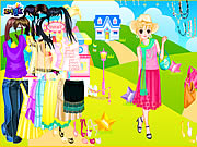 Click to Play House in Field Dress Up