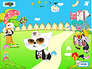 Click to Play My Cute Pet Dressup