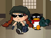Click to Play QQ Penguin: Matrix