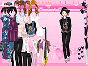 Click to Play Award Dress Up