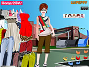 Click to Play Jessica College Girl Dressup