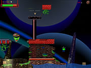 Click to Play Alien UFO