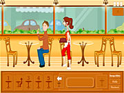 Click to Play Cafe Waitress
