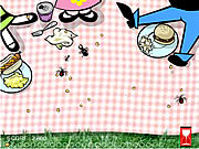 Click to Play Picnic Pick-off