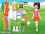 Click to Play Cute Wendy Dressup