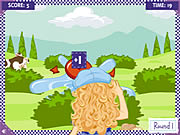 Click to Play Holly Hobbie: Water Balloon Blast