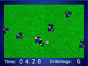 Click to Play Flash Dribbler