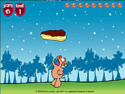 Click to Play Belle the Pig in Piggylicious