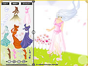 Click to Play Magic Fairy Dressup