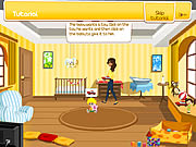 Click to Play Super Baby Sitter