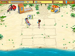 Click to Play Beach Party Craze