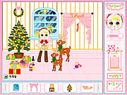 Click to Play Christmas Party Decoration