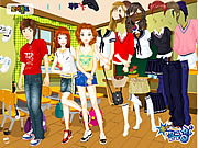 Click to Play Boy And Girl Dress Up