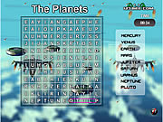 Click to Play Word Search Gameplay - 50