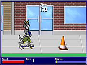 Click to Play Scout Skateboarding