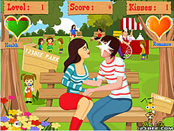 Click to Play Blocking & Kissing