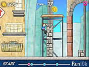 Click to Play Rooftop Runner
