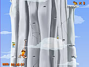 Click to Play Climb The Snow Capped Mountain