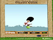 Click to Play Ashes Clashes Backyard Classic Catch