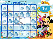 Click to Play Mickey Mouse and Friends - Beach Party