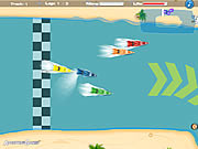 Click to Play Marina Racers
