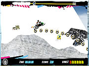 Click to Play Motor Storm - Arctic Edge Avalanche Anarchy