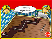 Click to Play Bob Lays Pipe