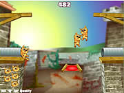 Click to Play Cat-Vac Catapult 2