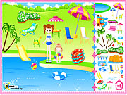 Click to Play Beach Design