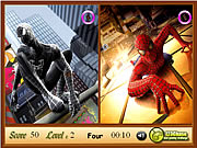 Click to Play Spiderman Similarities