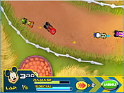 Click to Play Disney Racers