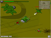Click to Play Tank Destroyer 2
