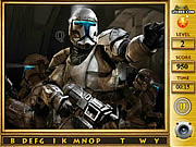 Click to Play Star The Clone Wars - Find The Alphabets