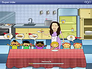 Click to Play Super Mom Angelina