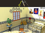 Click to Play Spanish Room Escape