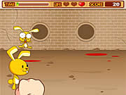 Click to Play Rabbit Punch