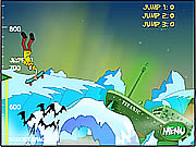 Click to Play Scooby Doo's Big Air 2: Curse of the Half Pipe