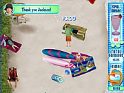 Click to Play Beach Treat Delivery