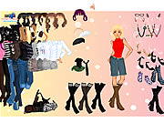 Click to Play Fashion Dress-up