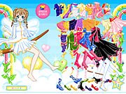 Click to Play Mumu Dress up