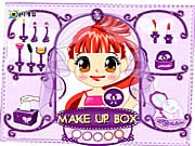 Click to Play Make-up Box