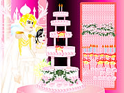 Click to Play Design your Wedding Cake