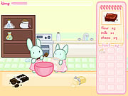 Click to Play Bunnies Kingdom Cooking Game
