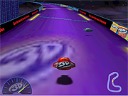Click to Play 3D Hyperjet Racing