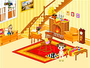 Click to Play Kid's Living Room Decor