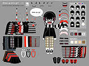 Click to Play Little Emo Girl Dress Up