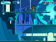 Click to Play Duck Dodgers Planet 8 from Upper Mars: Mission 5