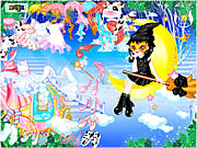 Click to Play Cute Witch Dress Up
