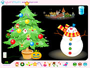 Click to Play Christmas Tree Decoration