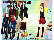 Click to Play Laurianne Dressup